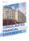 FY 2018 Consolidated Financial Statements