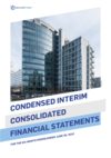H1 2019 Consolidated Financial Statements